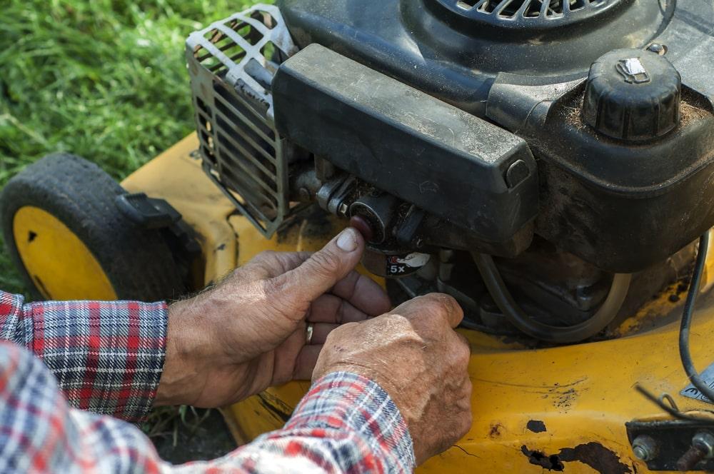 Grass Mower Repair