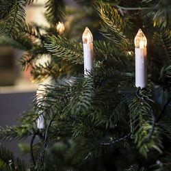 Candle Christmas Lights